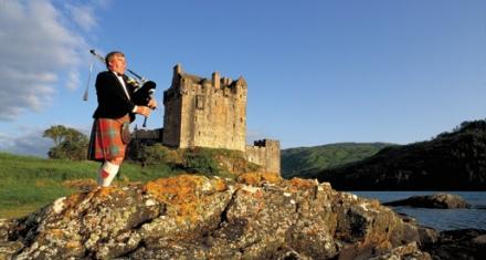 Scotland Myth